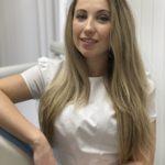 Малькова Анна Евгеньевна стоматолог и детский врач в клинике Ортодент Р в городе Владивостоке