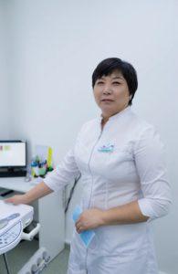 Ким Эльвира Юрьевна Стоматолог ортодонт во Владивостоке в клинике Ортодент Р